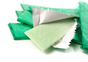 sugar free gum with xylitol