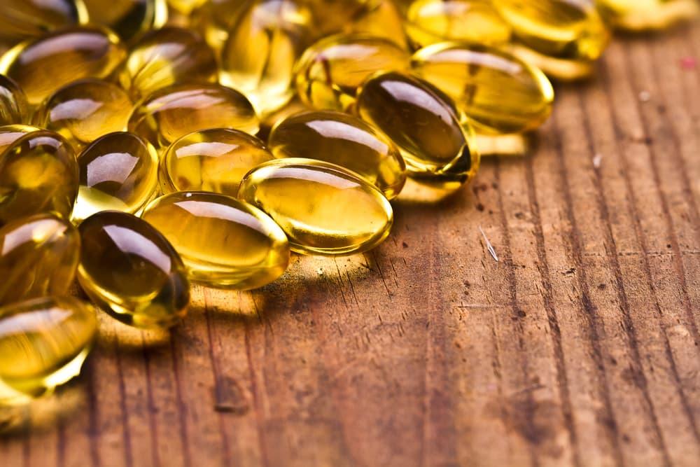 Cod liver pills