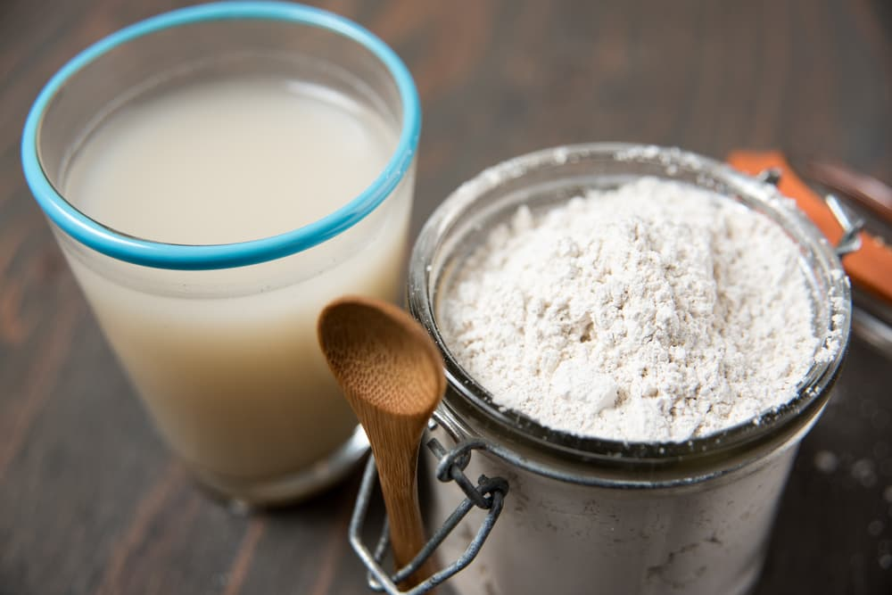 Diatomaceous Earth food grade form