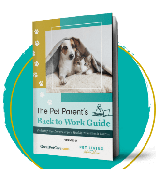 The Pet Parent's Back to Work Guide - Ebook