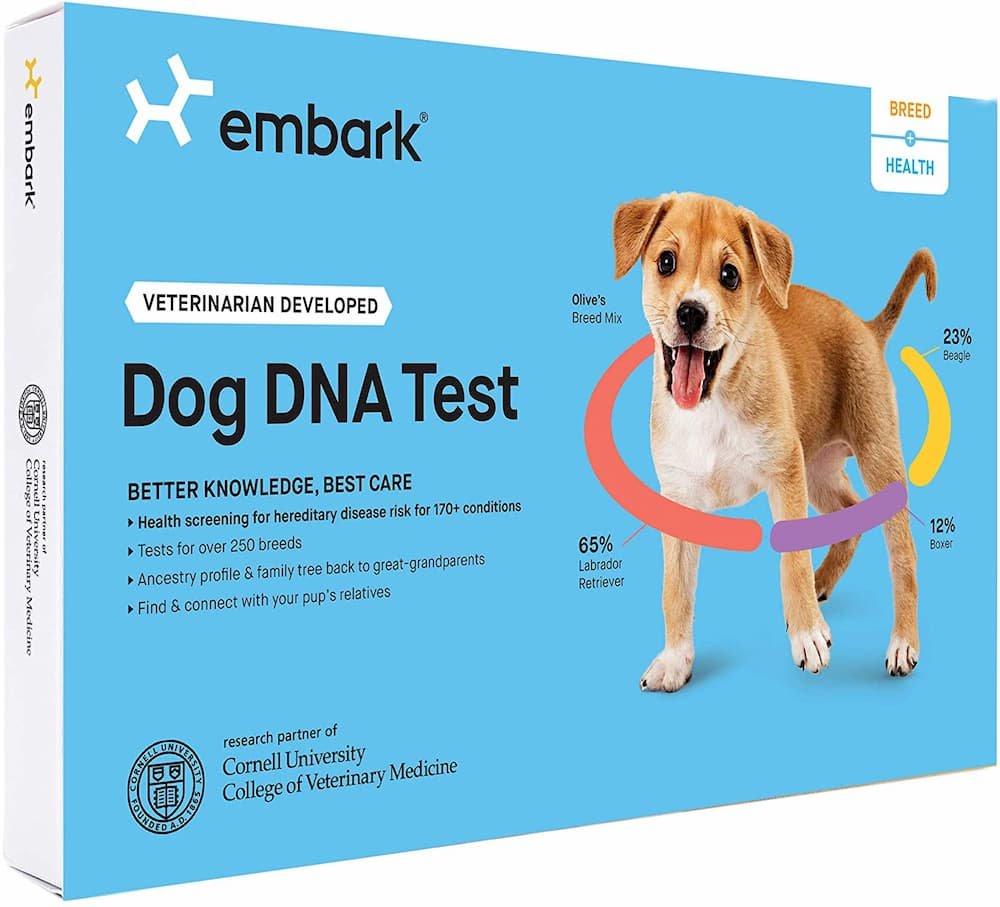Embark Dog DNA Test Breed and Health