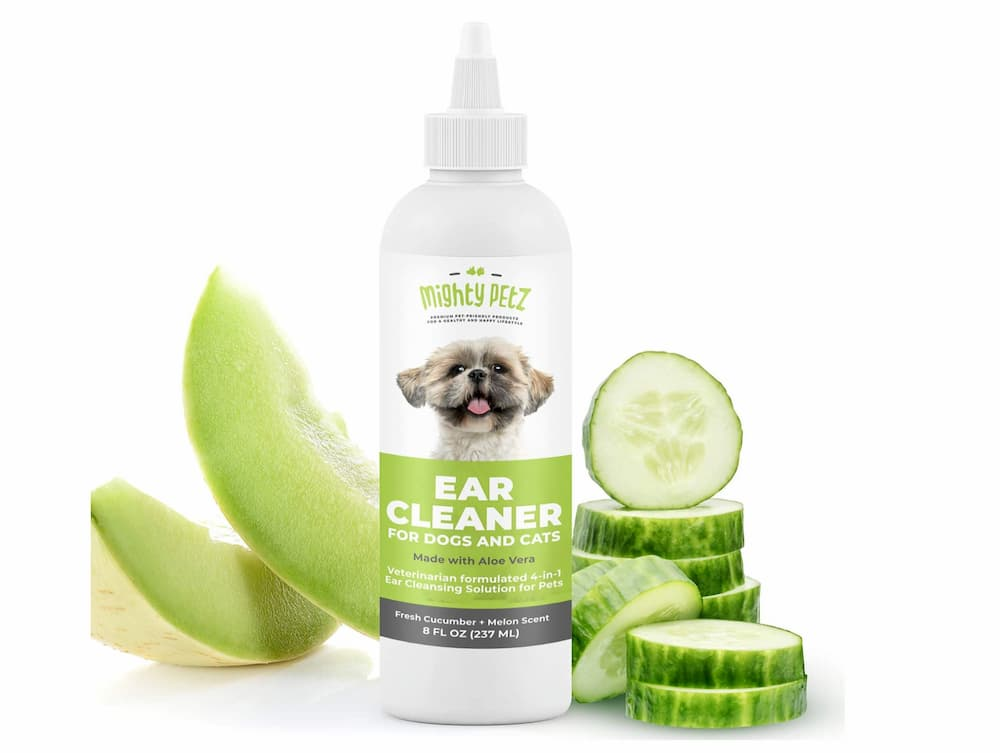 Mighty Petz 4-in-1 Dog Ear Cleaner