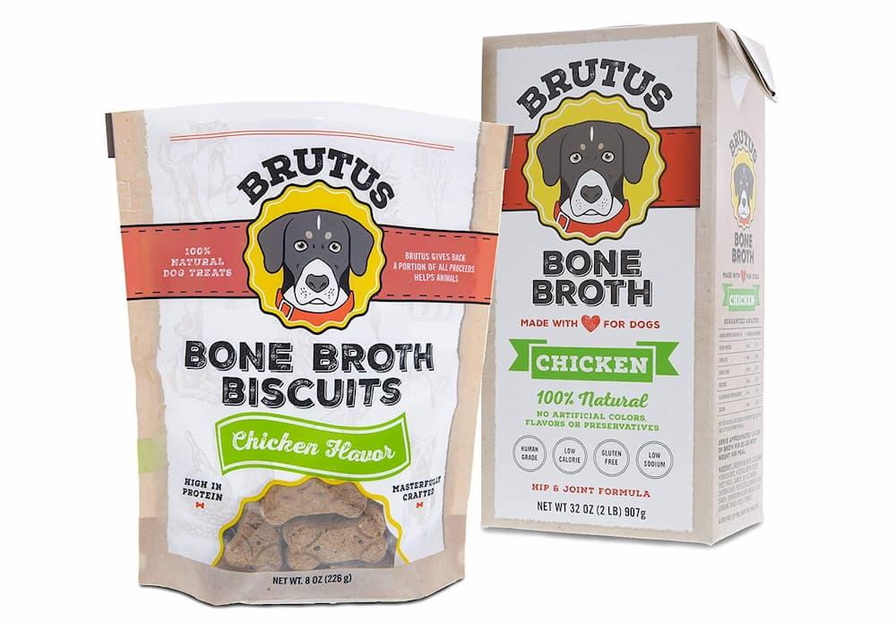 Brutus Broth Bone Broth and Biscuits