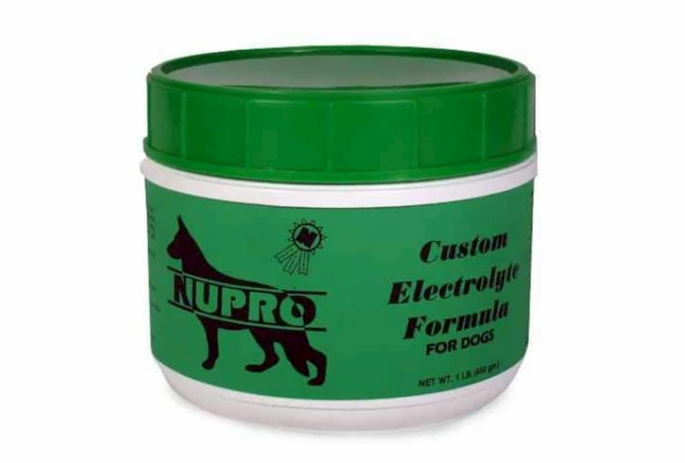 Nupro Electrolyte solution for dogs