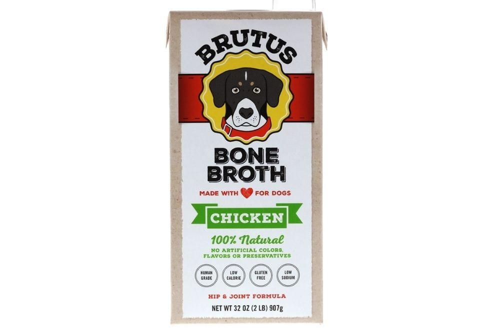 Brutus Broth Chicken Bone Broth