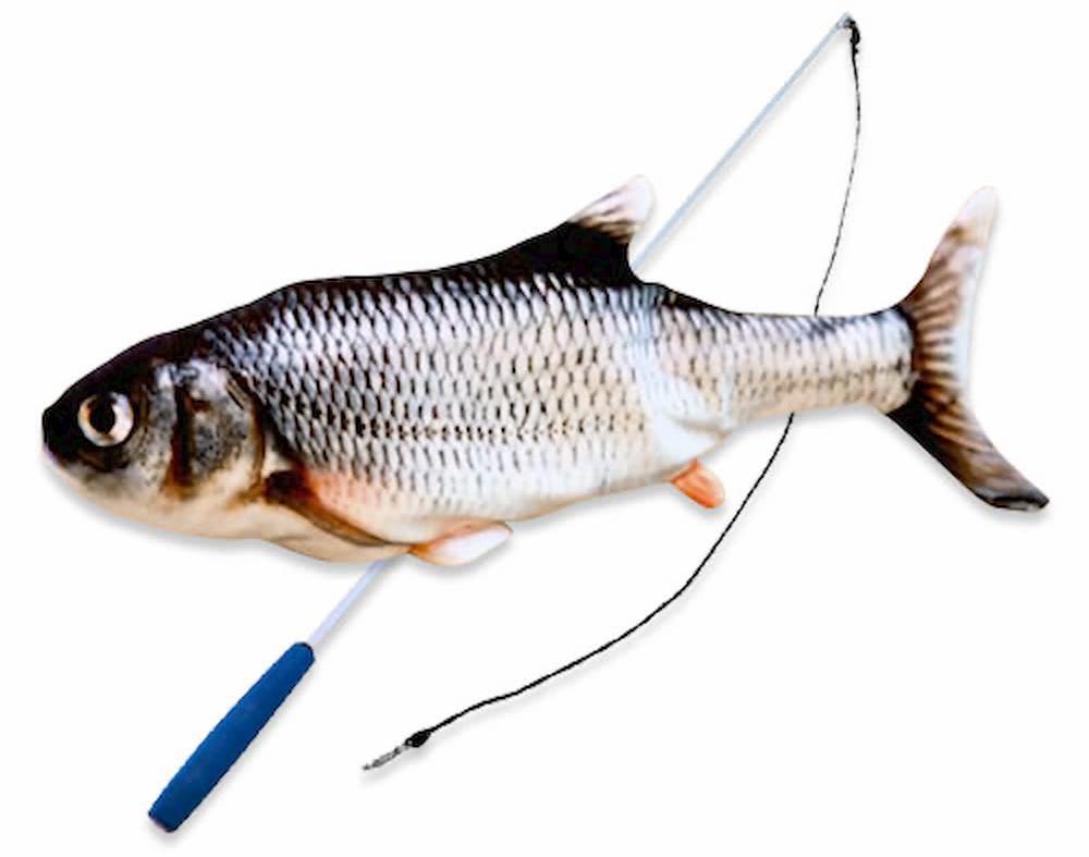 Kicker fish toy Flippity Fish