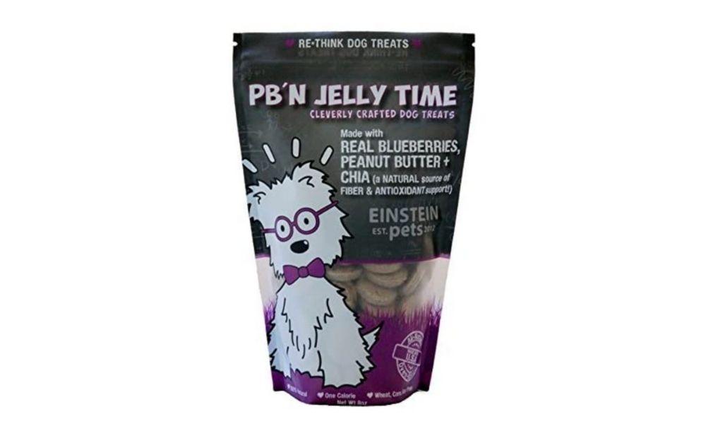 Einstein Pets PBN Jelly dog treats