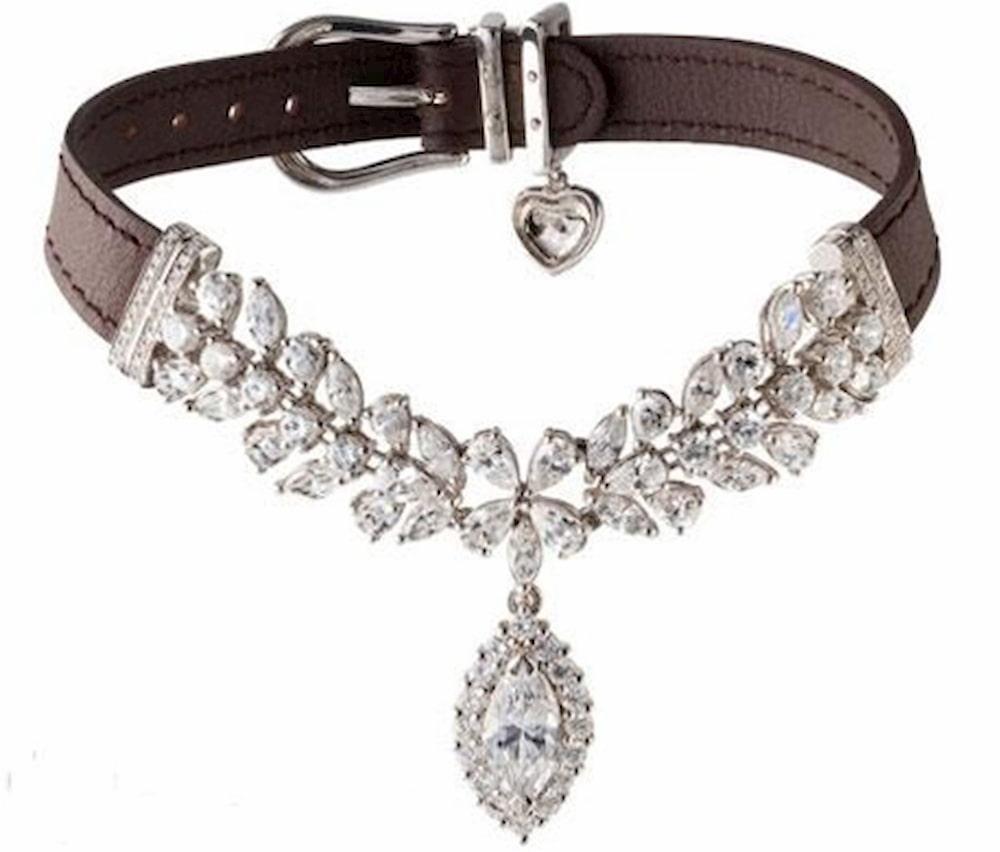 Diamond dog collar