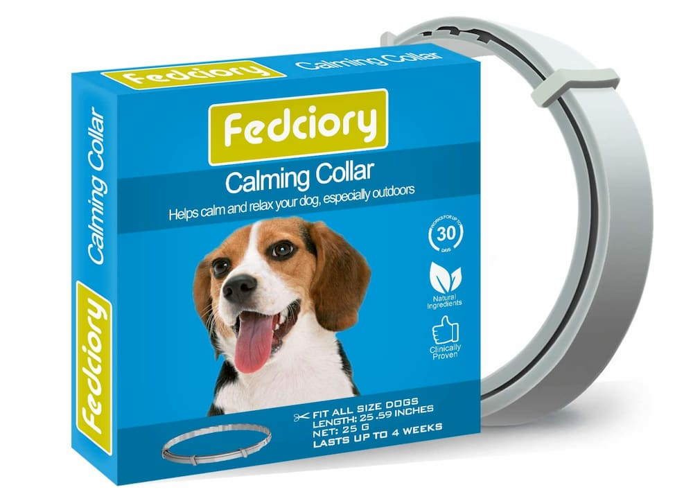 Fedciory Calming Pheromone Collar