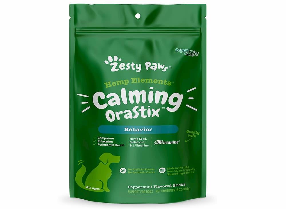 Zesty Paws Calming Orastix