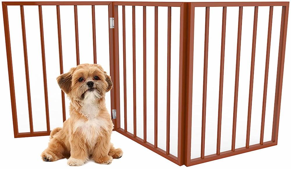PetMaker Wooden Pet-Gate