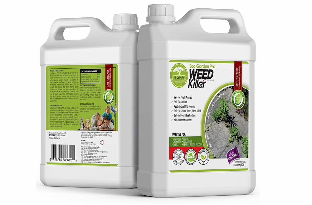 Eco Garden Weed Killer