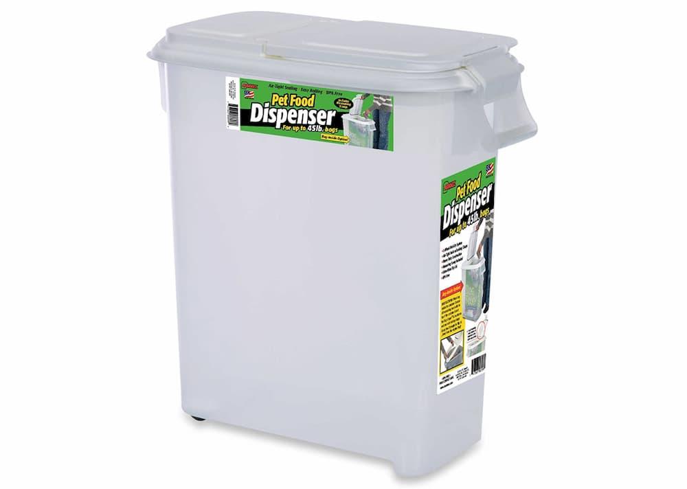 Buddeez Roll Away Pet Food Container