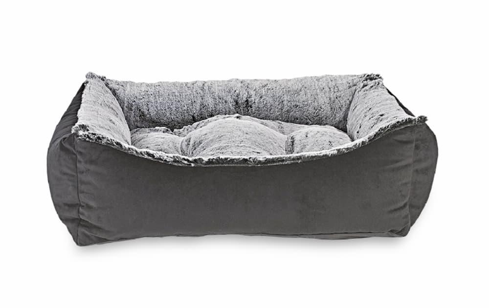 Royal Sterling Faux Fur Scoop Bed