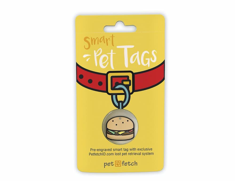 petfetchID smart ID tag