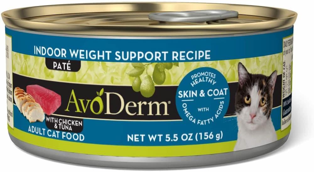 Avoderm Indoor Weight Support Wet Cat Food