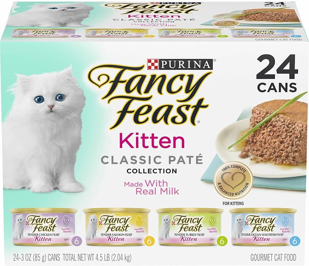 Fancy Feast Kitten Classic Pate