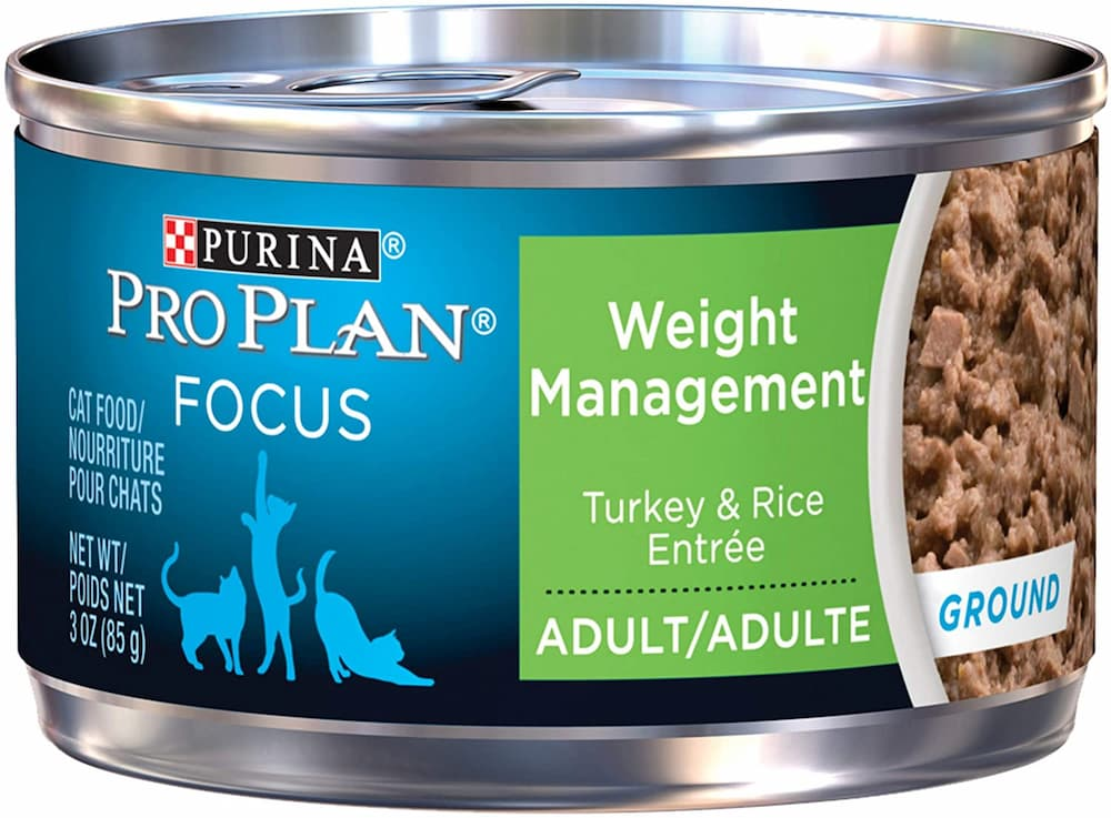 Purina Pro Plan Weight Management Wet Cat Food