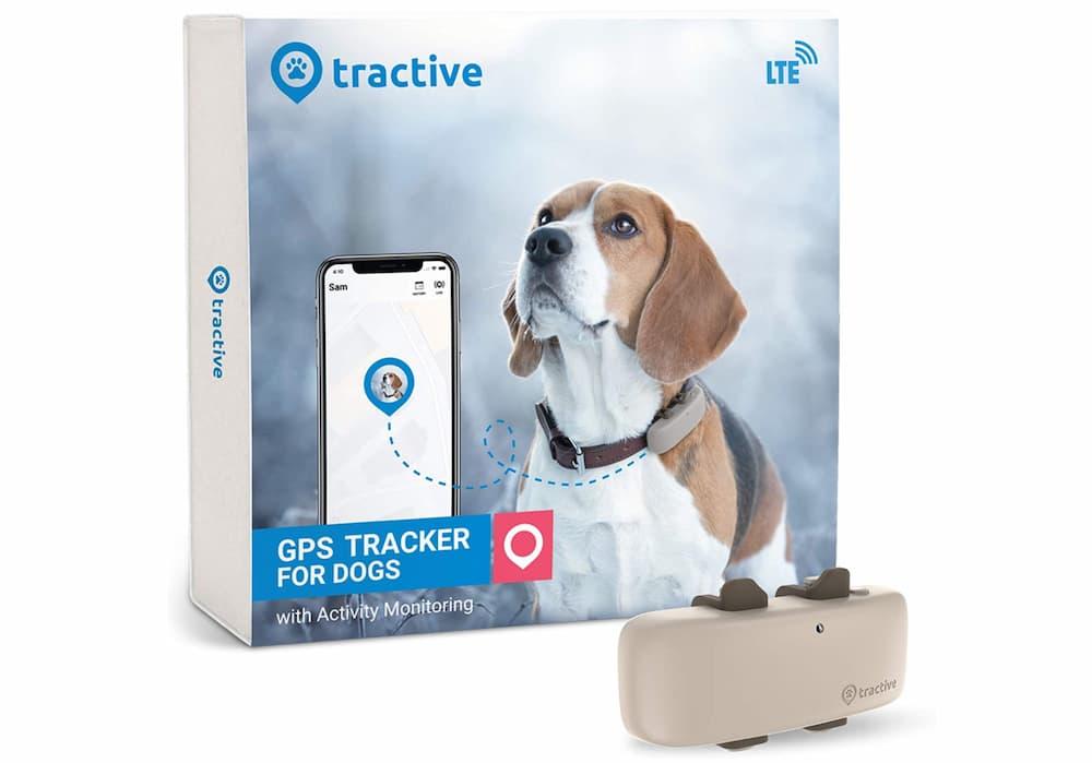 Tractive Dog GPS