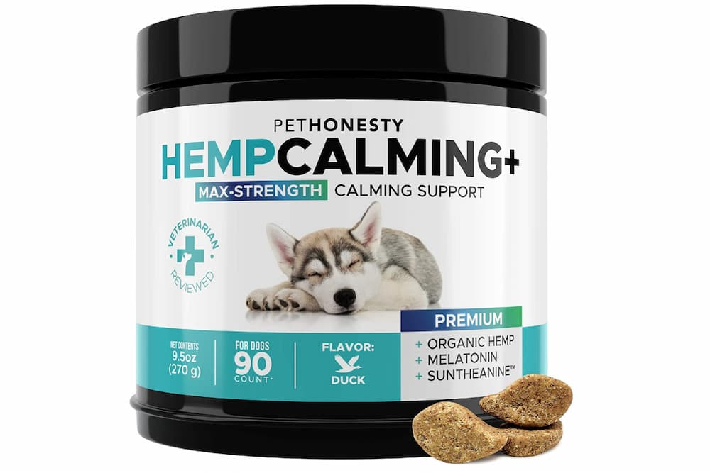 Pet Honesty Hemp Calming