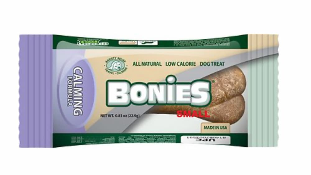 Bonies calming treats