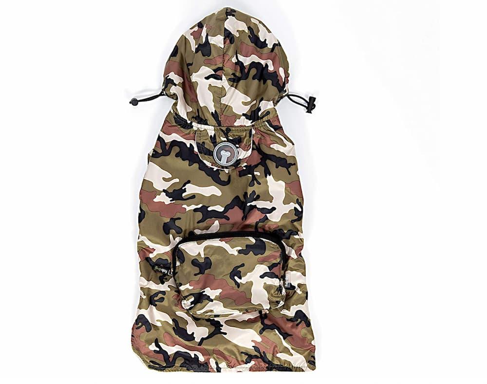 Fabdog Packable Dog Raincoat