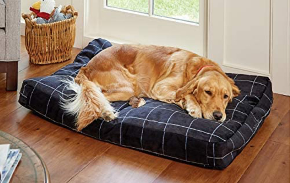 Orvis Tough Chew Dog Bed