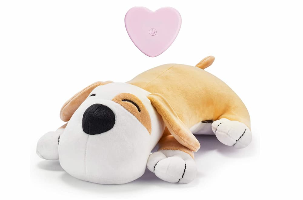 Moropaky Puppy Heartbeat Toy