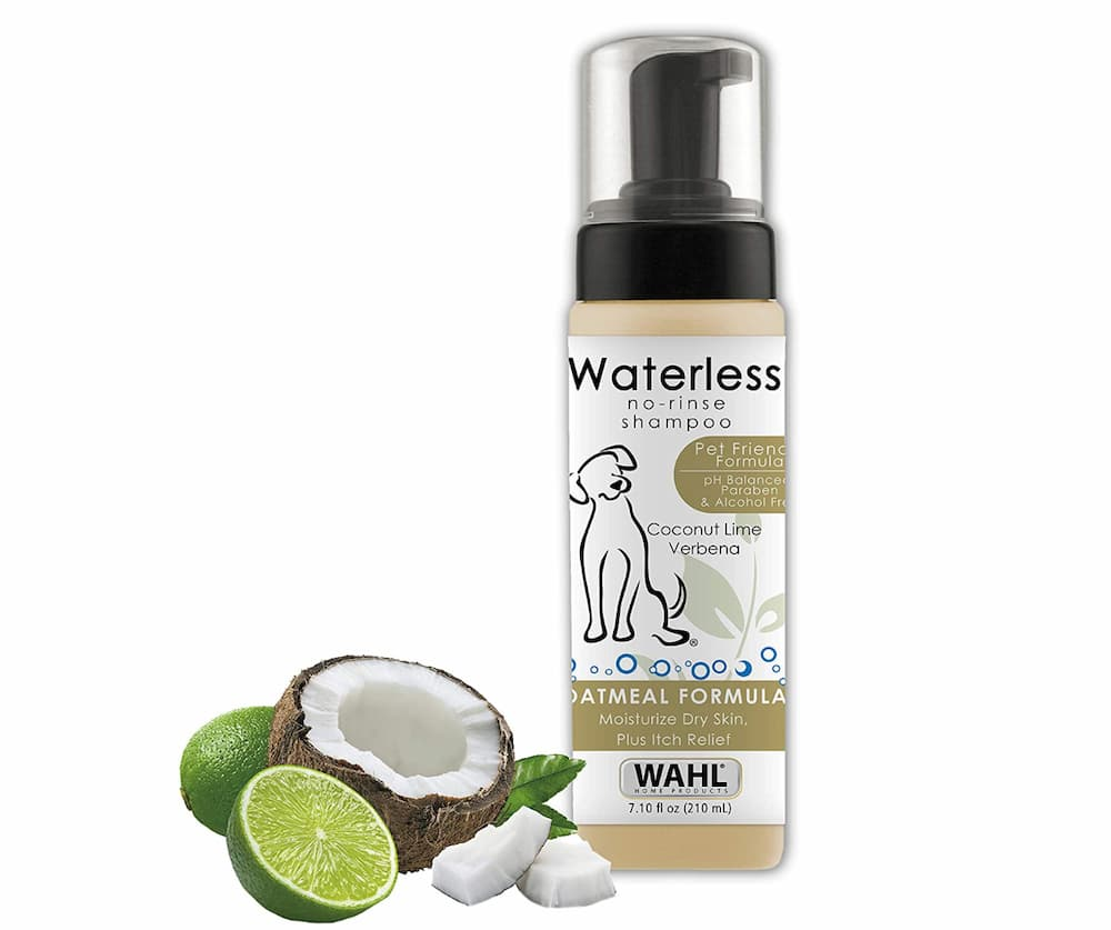 Wahl Waterless No Rinse Shampoo for Animals