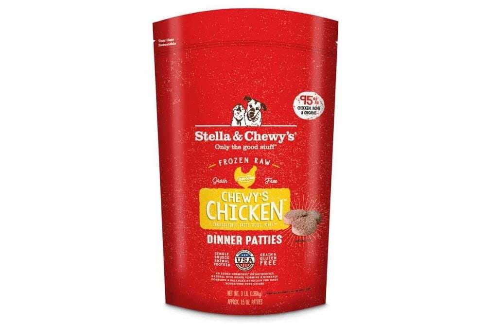 Stella & Chewy's Frozen Dog Food