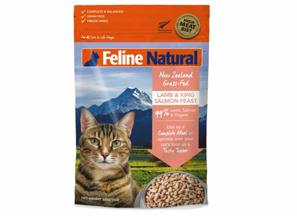 Feline Natural Freeze-Dried Food