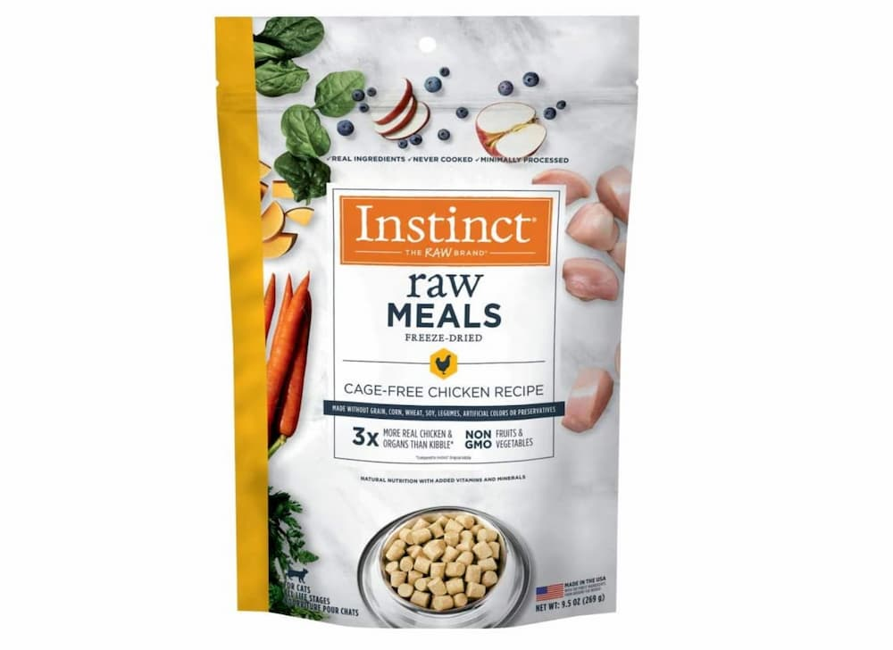 Instinct Raw Meals