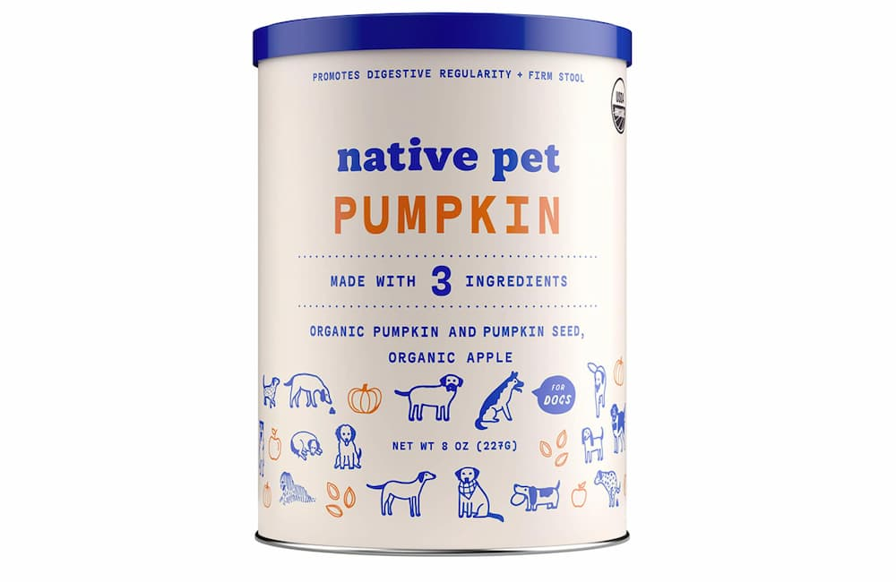 Native Pet Pumpkin