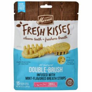 Merrick Fresh Kisses dental chews