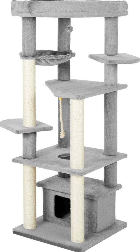 heavy duty cat tree