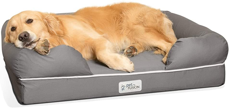 Petfusion orthopedic dog bed